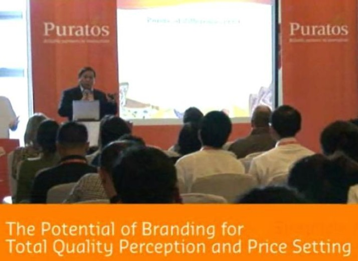 The potential of branding for quality and price