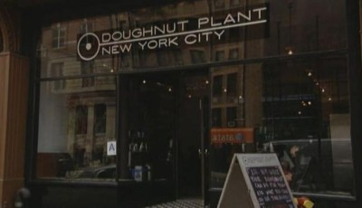 Interview with the Doughnut Plant in New York City