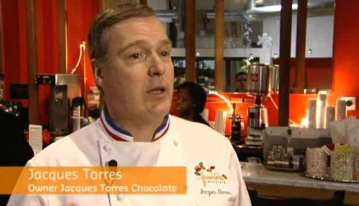 Interview with Jacques Torres aka Mr. Chocolate