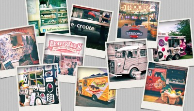 Foodtrucks are here to stay