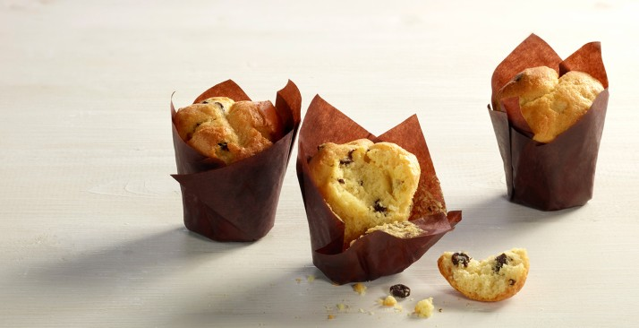 Extra fresh muffins: a winner on-the-go!