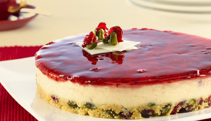 Deli Cheesecake, creates a smile every time...