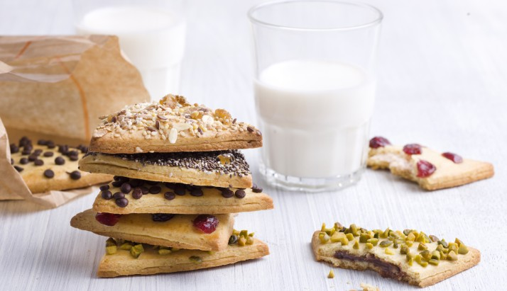 Cookie triangle: reduce waste by improving freshness