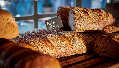 Offer ultimate freshness with this Multigrain bread