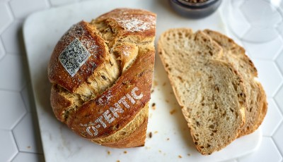 This bread takes transparency to the next level