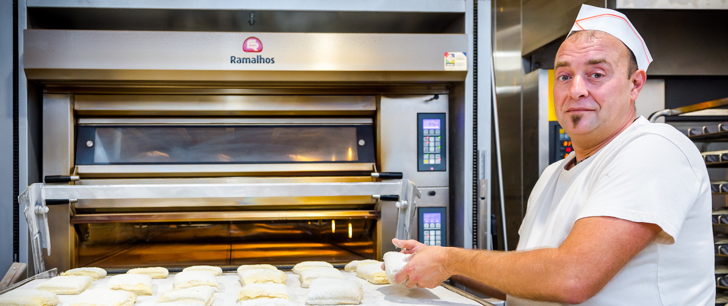 A glimpse into the Carrefour oven