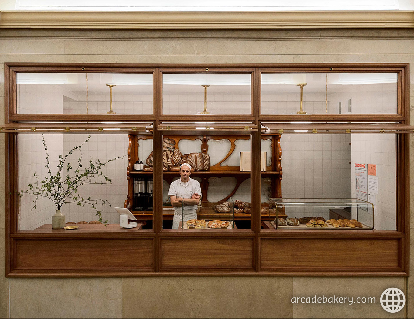 Hot bakery concepts in New York City
