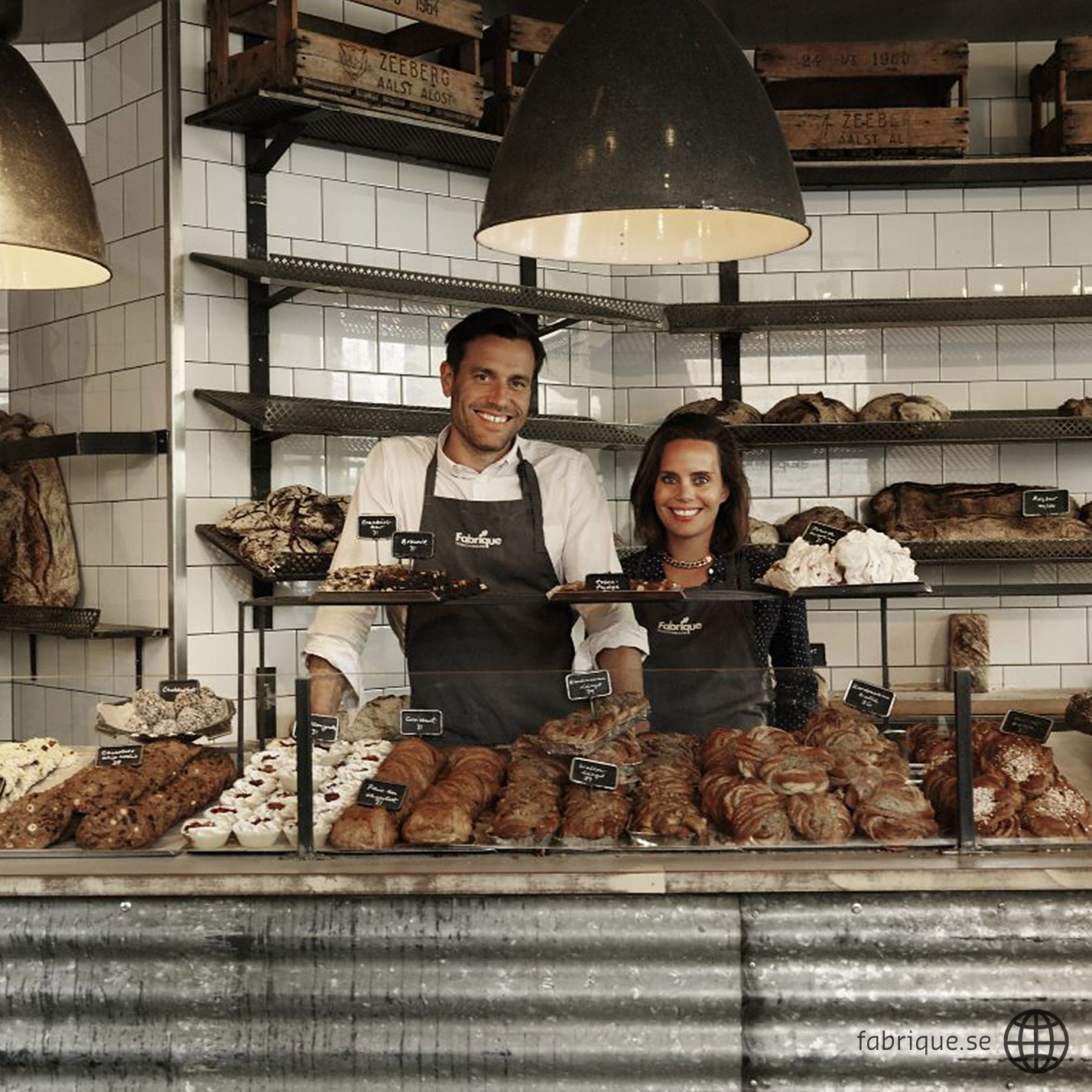 Stockholm's stars in bakery and patisserie